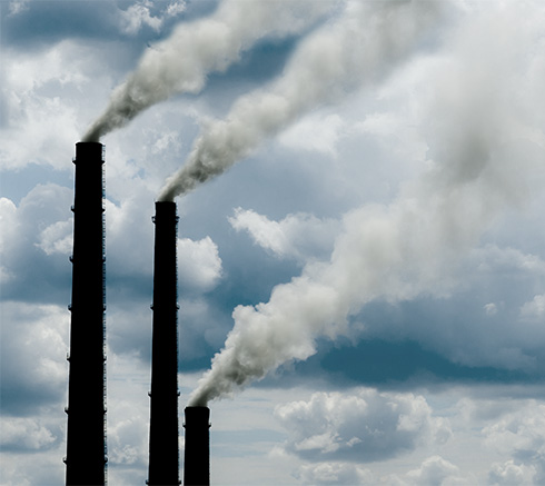 steam stacks - image for US leaves paris agreement story