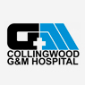 collingwood G&M hospital logo